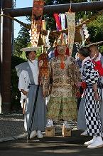 福島大神宮例大祭